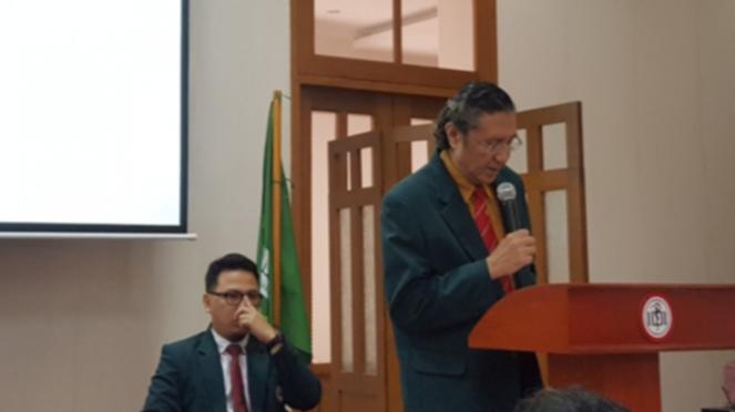 Dr Ilham Oetama Marsis, Ketua Umum PB IDI