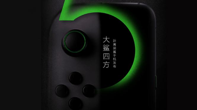 Bocoran Xiaomi Black Shark