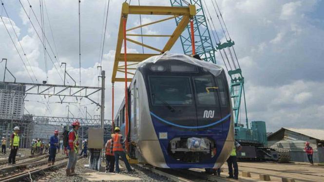 Mengintip Kecanggihan Operasional Kereta Mrt Jakarta Viva