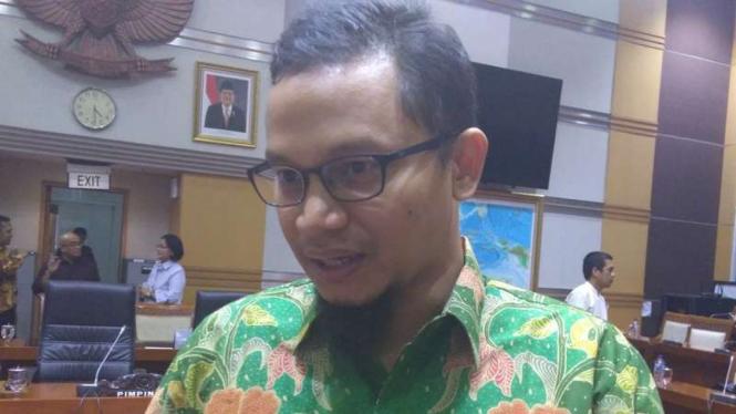 Wakil Ketua Komisi I DPR Hanafi Rais.
