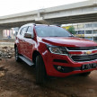 Chevrolet Trailblazer LTZ.