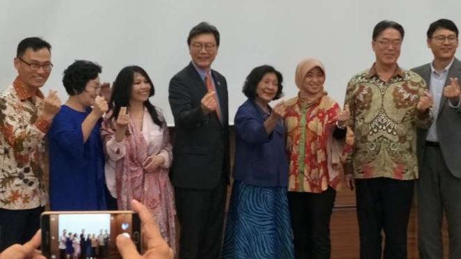 Kedutaan Besar Republik Korea untuk Indonesia telah menerbitkan 44.286 visa