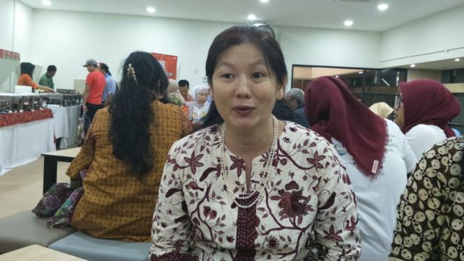 Istri Duta Besar Indonesia untuk Malaysia, Iesien Rusdi Kirana