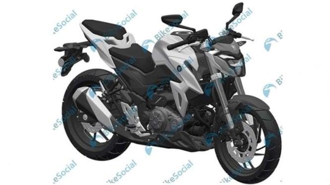 Bocoran Tampang Motor Sport Terbaru Suzuki Viva