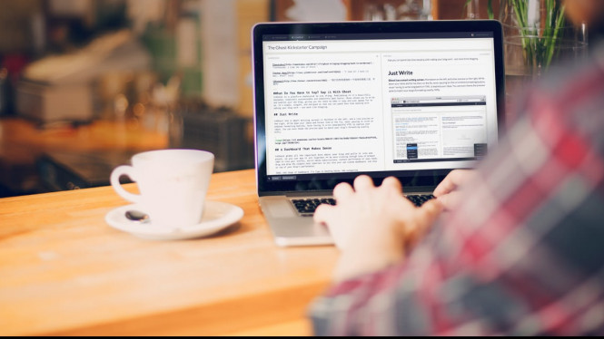 Cara meningkatkan trafik blog.