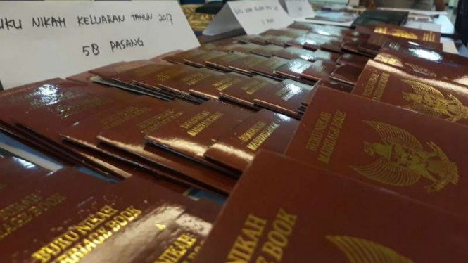 Laporan Istri Yang Dimadu Ungkap Sindikat Penjual Buku Nikah