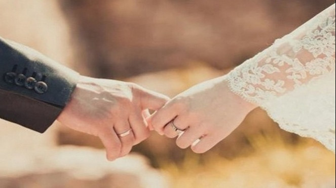 Pernikahan.