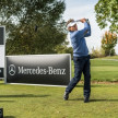 Turnamen Golf MercedesTrophy Indonesia.