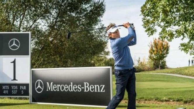 Turnamen Golf MercedesTrophy Indonesia 2018