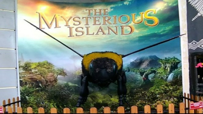 Mysterious Island.
