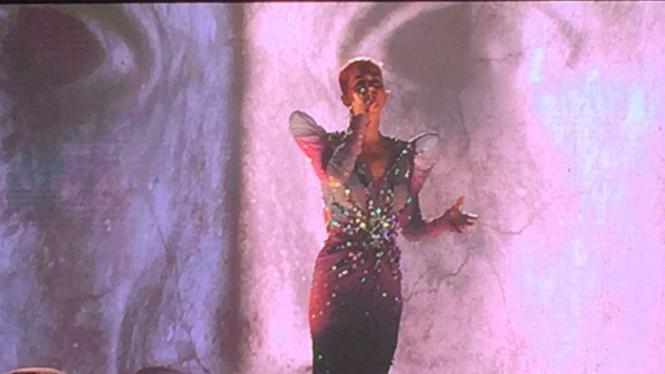 Katy Perry di ICE BSD City