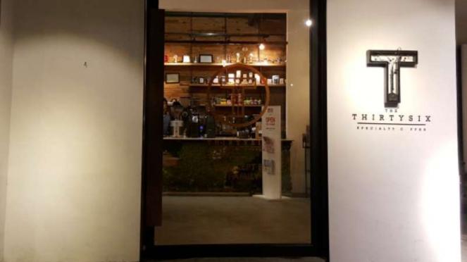 Kedai kopi Thirtysix