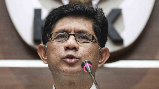 Wakil Ketua Komisi Pemberantasan Korupsi (KPK), Laode Muhammad Syarif