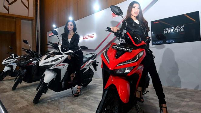 Honda New Vario 2018