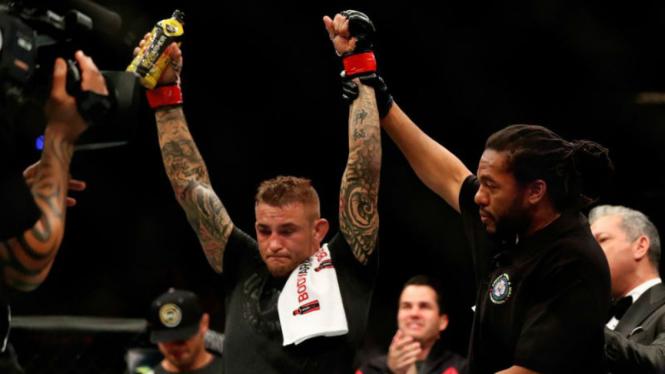 Petarung UFC, Dustin Poirier