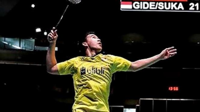 Pebulutangkis ganda putra Indonesia, Marcus Fernaldi Gideon