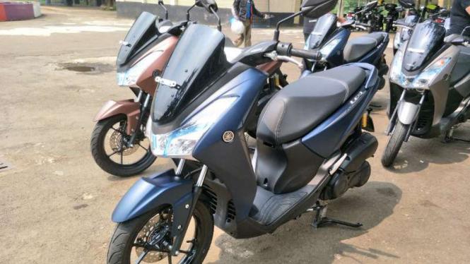 Yamaha Lexi