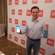 Head of Southeast Asia and Country Head Xiaomi Indonesia, Steven Shi, saat peluncuran Redmi Note 5.