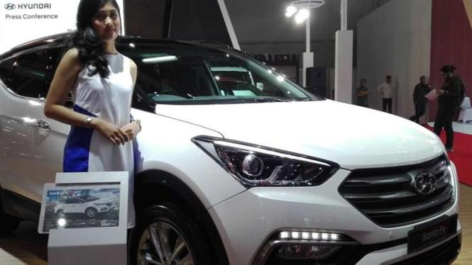 Hyundai Santa Fe Special Edition