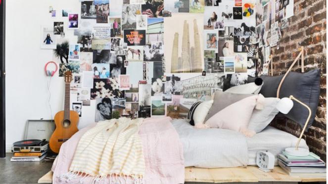 Dekorasi kamar kost sempit jadi nyaman