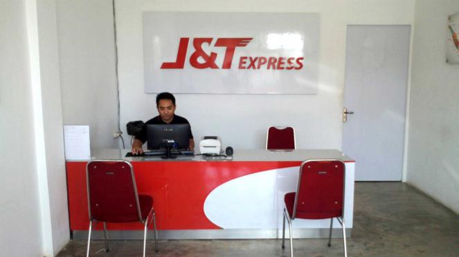 Sorot Jasa kurir - j&t express