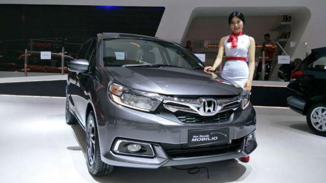 New Honda Mobilio Special Edition