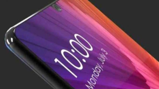 Xiaomi Mi 7.