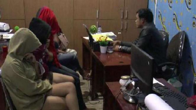 Ilustrasi Polisi bongkar muncikari dan prostitusi ABG di Depok