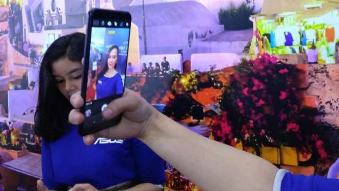 Smartphone Asus Zenfone Max M1.