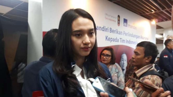 Atlet voli putri Indonesia, Pungky Afriecia