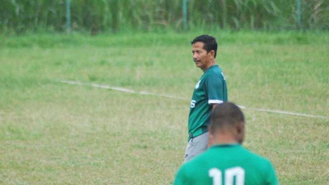 Pelatih PSMS Medan, Djadjang Nurdjaman