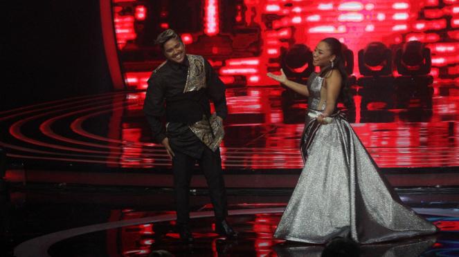 Maria Simorangkir Juara Indonesian Idol 2018, Ahmad Abdul,