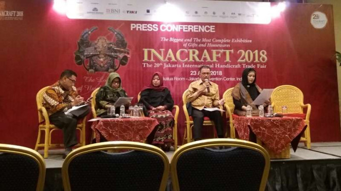 Press Confrence Inacraft 2018