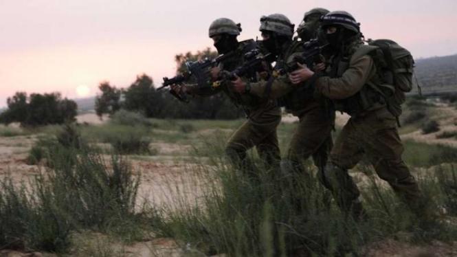 Tentara Israel Tewaskan Pentolan Hamas Di Jalur Gaza
