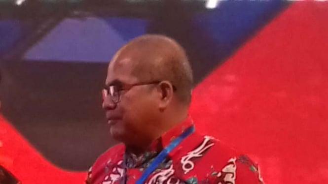 Kepala SKK Migas Amien Sunaryadi