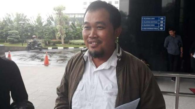 Koordinator Masyarakat Anti Korupsi Indonesia Boyamin Saiman.