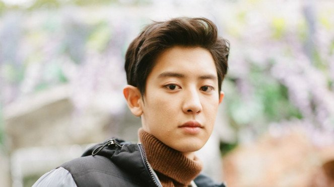Chanyeol EXO.