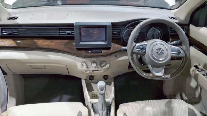 Interior All New Suzuki Ertiga