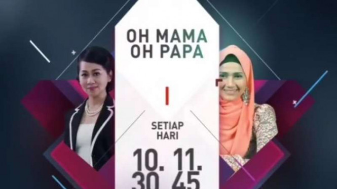 Oh Mama oh Papa ANTV