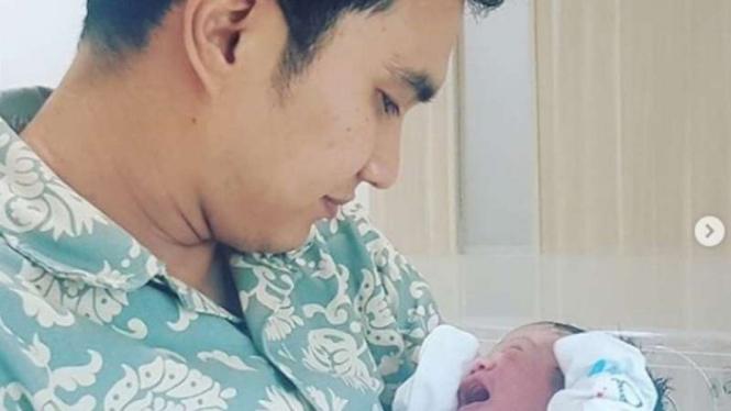 Aldi Taher dikaruniai anak kedua