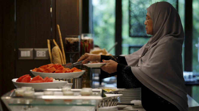 Sorot Sedentary - Makanan sehat - gaya hidup sehat