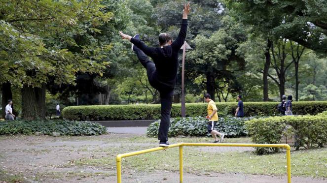 Sorot Sedentary - Olahraga senam - gaya hidup sehat masyarakat