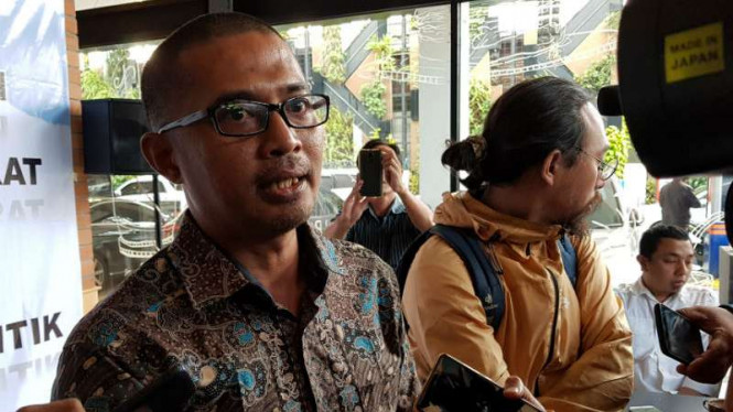 Direktur Lembaga Suvei IDM Bin Firman Tresnadi