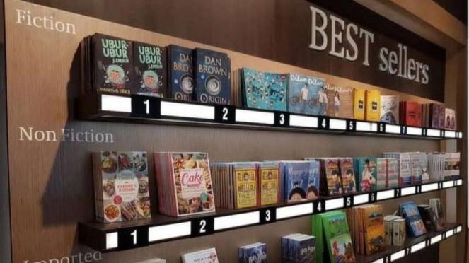 Xanders Kitchen Di Balik Kisah Sukses Mega Best Seller Viva