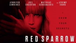 Poster Red Sparrow.
