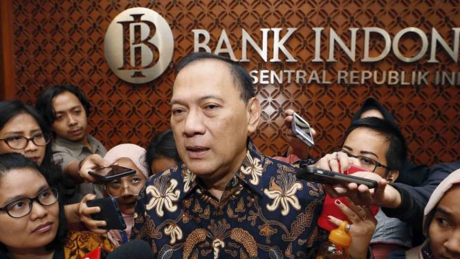 Gubernur Bank Indonesia, Agus Martowardojo