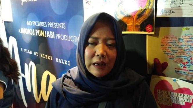 Risa Saraswati.
