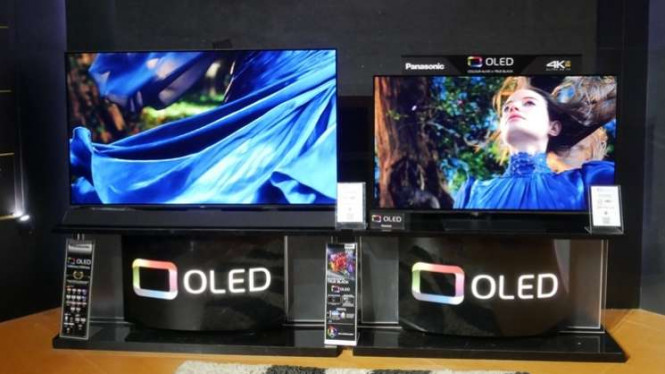 TV OLED Panasonic.