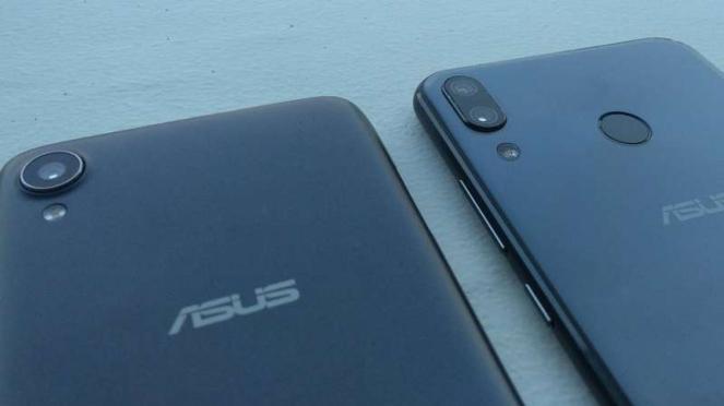 Asus ZenFone 5 dan Zenfone Live L1.