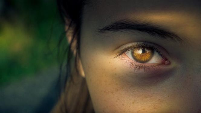 Ilustrasi kulit remaja.